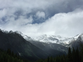 Rocky Mountains, BC
