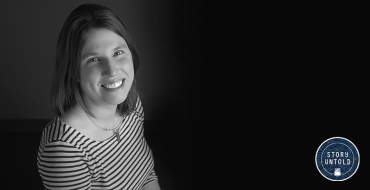 Emma Cubitt on Story Untold